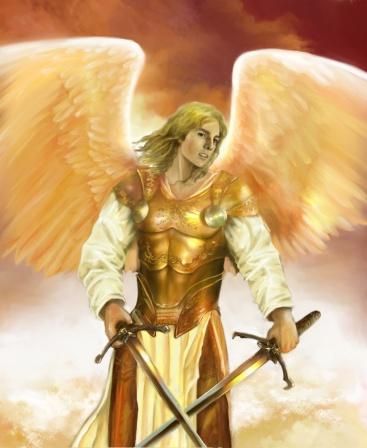 фото света ангел